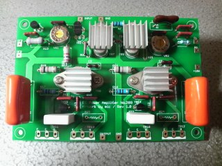DC Power Amplifier